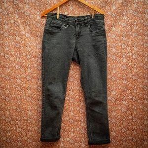 Black Empyre Skinny Jeans 32x30